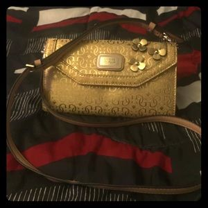 Guess sling bag wallet or pouch